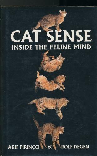 9781857022551: Cat Sense: Inside the Feline Mind