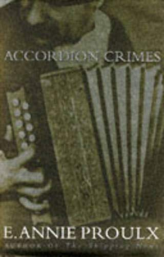 9781857025088: ACCORDION CRIMES