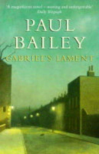 9781857025880: Gabriel's Lament