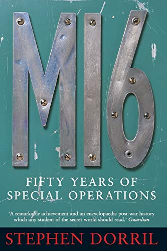 9781857027013: MI6: Fifty Years of Special Operations