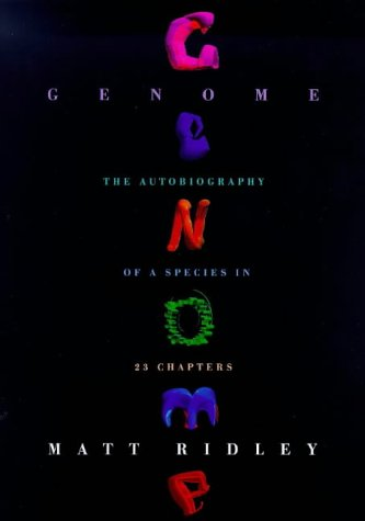 9781857028348: Genome: The Autobiography of a Species in 23 Chapters