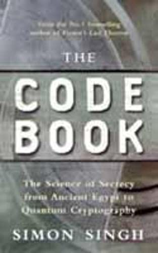 9781857028799: The Code Book: The Secret History of Codes and Code-breaking