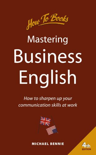9781857033762: Mastering Business English: 4th edition