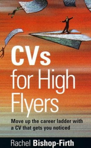 9781857037036 cv s for high flyers move up the career ladder with