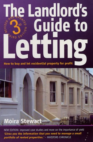 9781857037500: Landlord's Guide To Letting 3e: How to Buy and Let Residential Property for Profit