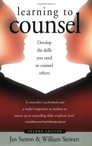 9781857037968: Learning to Counsel, 2nd Ed.