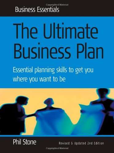9781857038170: The Ultimate Business Plan: 2nd edition (Business Essentials S.)