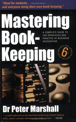 9781857038972: Mastering Book-Keeping