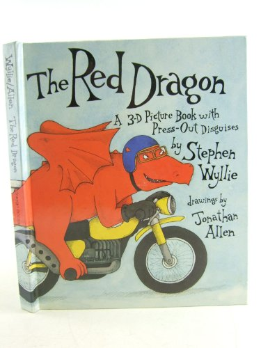 9781857070231: The Red Dragon: A 3-D Picture Book