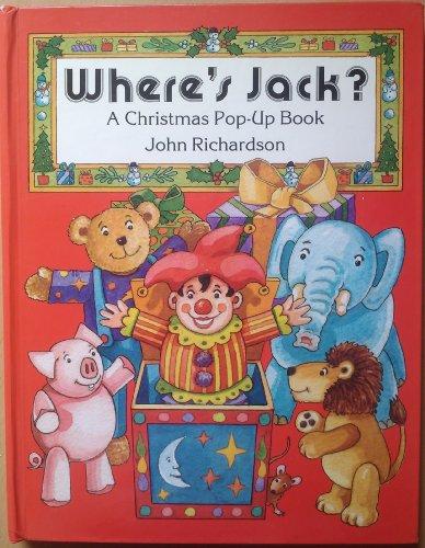 9781857070248: Where's Jack?: A Christmas Pop-up Book