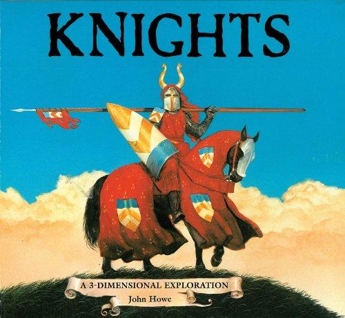 9781857070712: Knights: A 3-Dimensional Exploration (3-Dimensional Exploration Books)