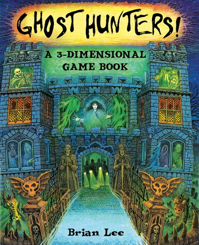9781857073522: Ghost Hunters: Pop-Up Board Games