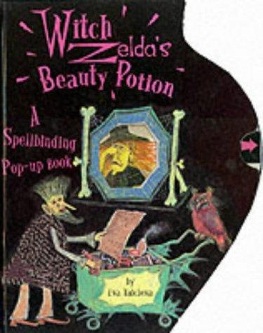 9781857075557: Witch Zelda's Beauty Potion: A Spellbinding Pop-up Book