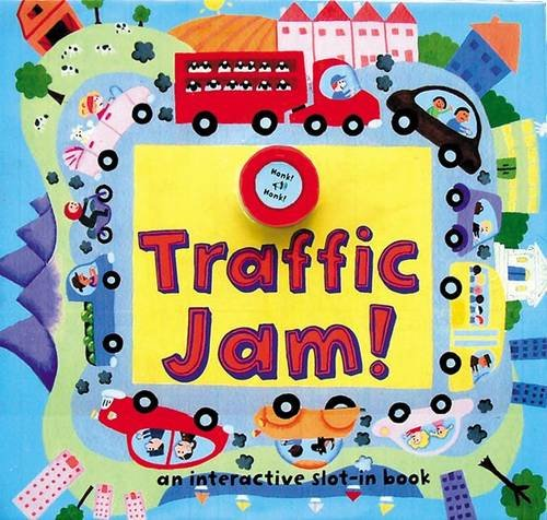 9781857076288: Traffic Jam!: An Interactive Slot-in Book
