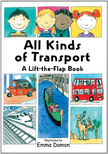 9781857076530: All Kinds of Transport: A Lift-the-Flap Book