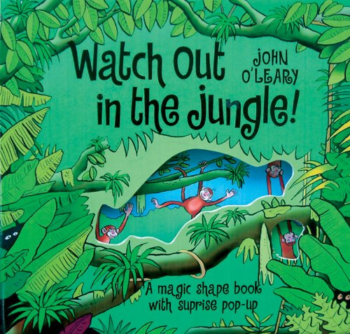 9781857076929: Watch Out in the Jungle!: A Magic Shape Book