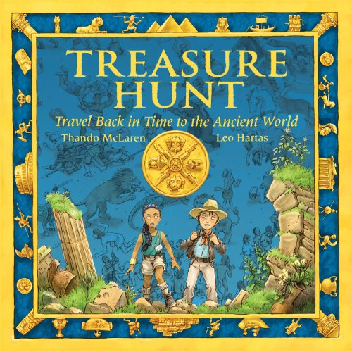 Treasure Hunt: Travel Back in Time: Thando McLaren
