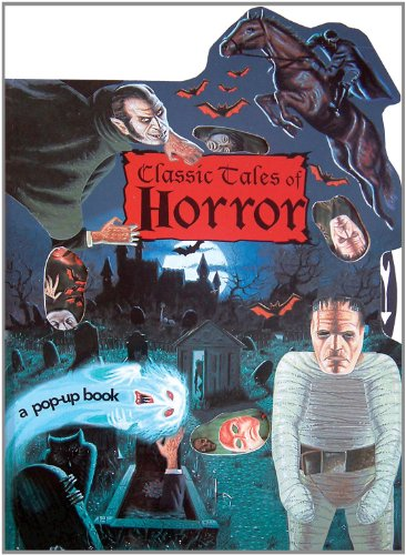 9781857077292: Classic Tales of Horror: A Pop-Up Book