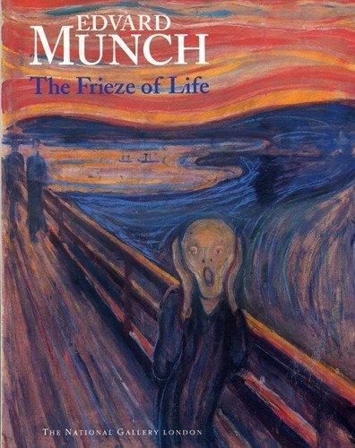 9781857090154: Edvard Munch: The Frieze of Life