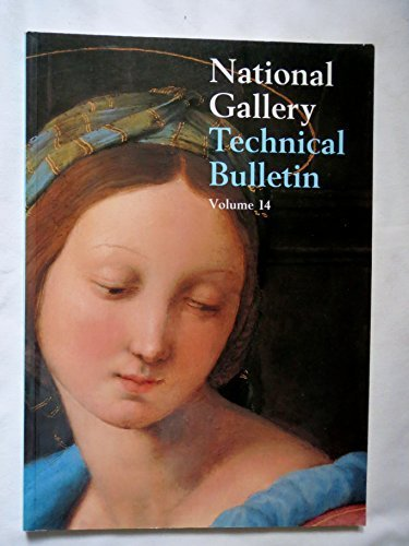 National Gallery Technical Bulletin: Volume 14, 1993: National Gallery (Editor)