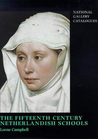 9781857091717: The Fifteenth-century Netherlandish Schools (National Gallery Catalogues)