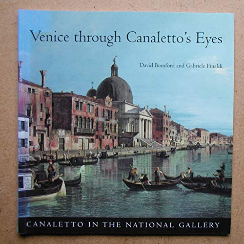 9781857092196: Venice Through Canaletto's Eyes