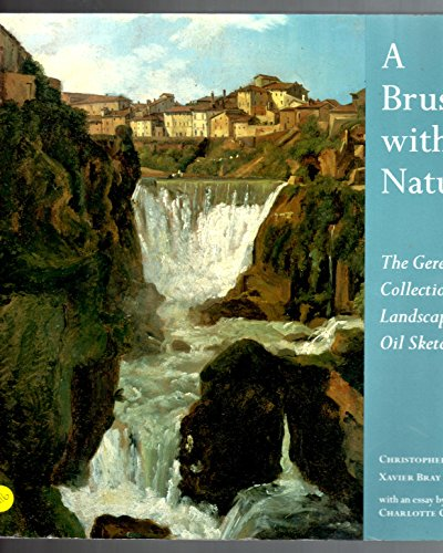 9781857092738: A BRUSH WITH NATURE: THE GERE COLLECTION OF LANDSCAPE OIL SKETCHES.