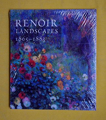 9781857093179: Renoir Landscapes: 1865-1883
