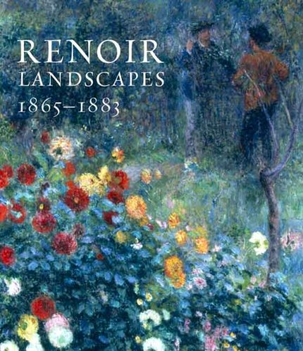 9781857093223: Renoir Landscapes: 1865-1883 (National Gallery Company)