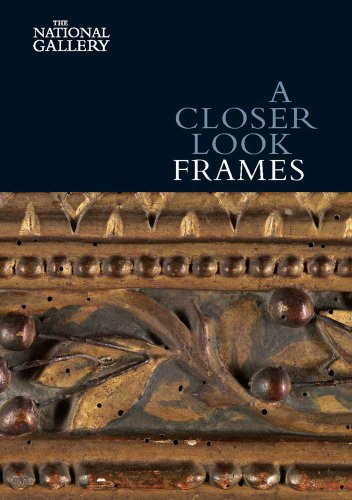 9781857094404: A Closer Look: Frames