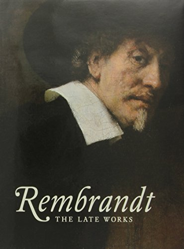 9781857095579: Rembrandt - The Late Works