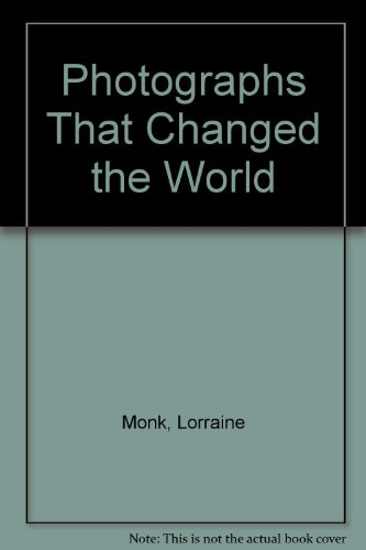 9781857100051: Photographs That Changed the World