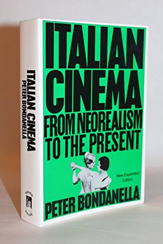9781857100792: Italian Cinema: From Neorealism to the Present