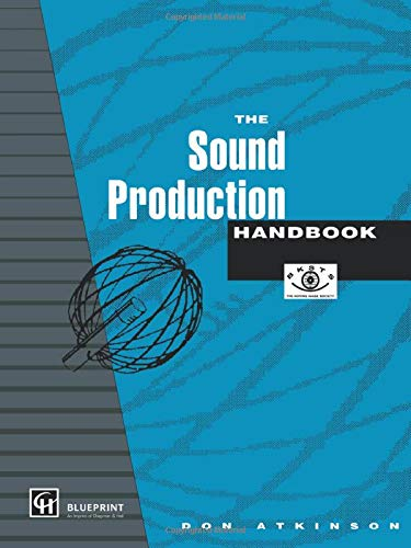 9781857130287: The Sound Production Handbook