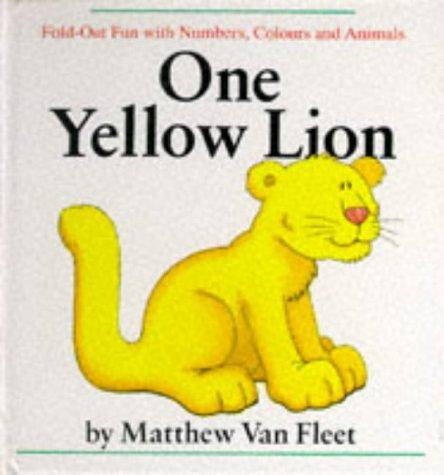 One Yellow Lion: Fleet, Matthew Van