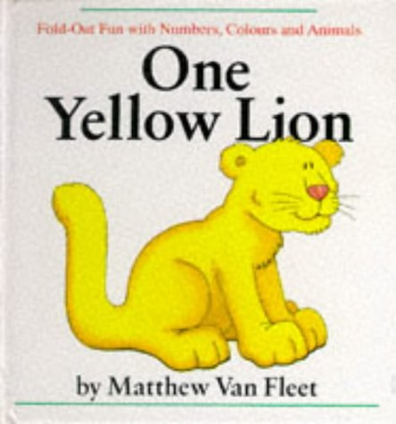 9781857140057: One Yellow Lion