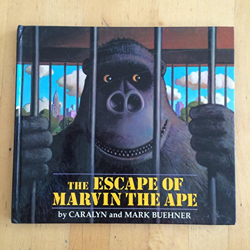 9781857140095: The Escape of Marvin the Ape