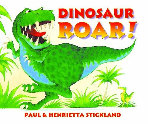 9781857141290: Dinosaur Roar! (Ragged Bears Board Books)