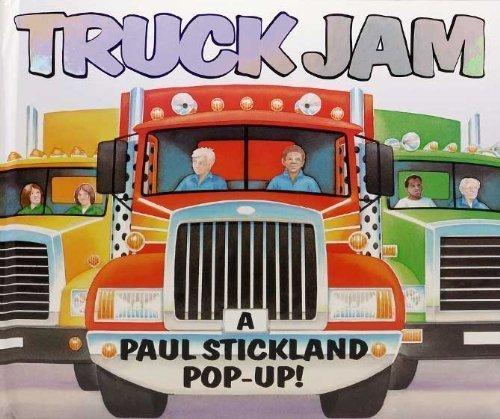 9781857141580: Truck Jam: A Paul Stickland Pop-Up Book!
