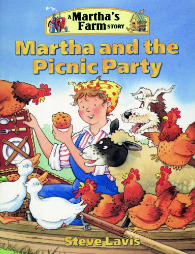 9781857142020: Martha and the Picnic Party HB (Martha's Farm)