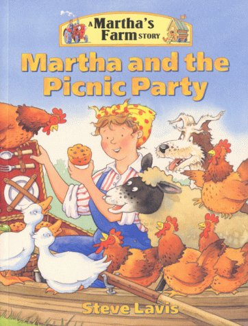 9781857142105: Martha and the Picnic Party PB (Martha's Farm)