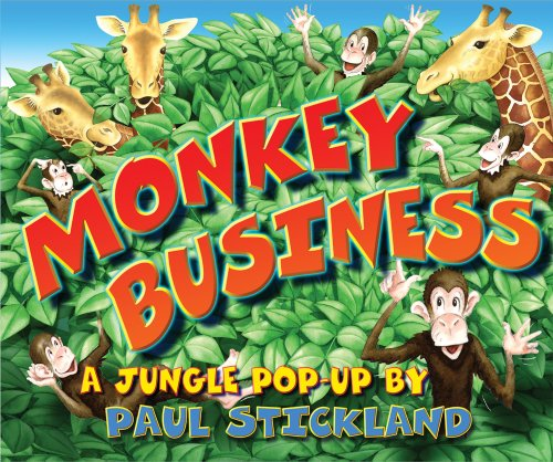 9781857142747: Monkey Business pop-up