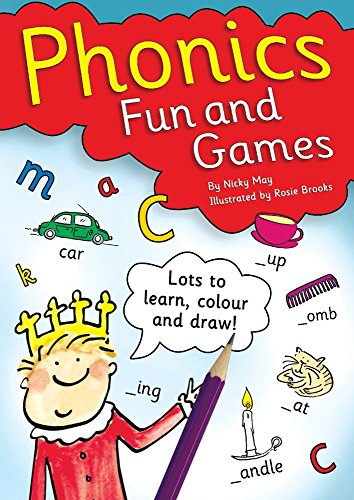 Phonics Fun and Games: May, Nicky