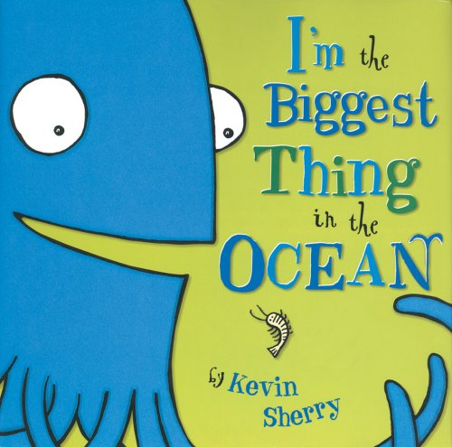 9781857143805: I'm the Biggest Thing in the Ocean