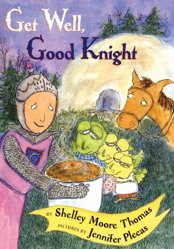 9781857144024: Get Well, Good Knight: Little Bears -easy Readers