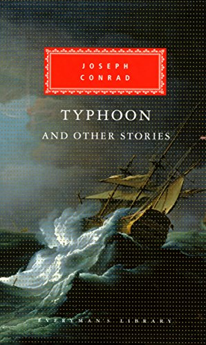 9781857150049: Typhoon And Other Stories (Everyman's Library)