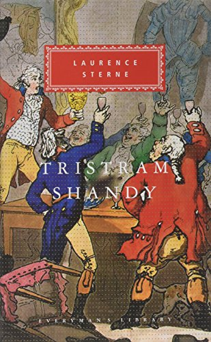 9781857150070: Tristram Shandy (Everyman's Library Classics)