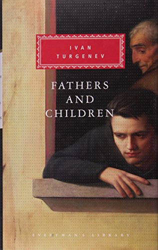 9781857150179: Fathers and Children (Everyman's Library)