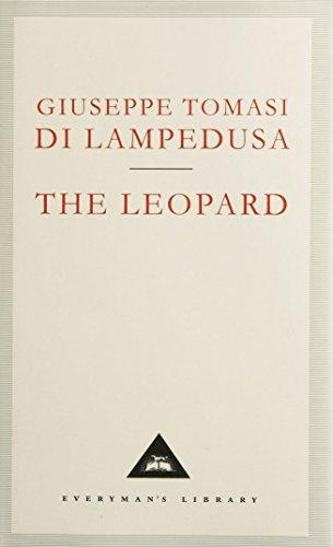 9781857150230: The Leopard (Everyman's Library Classics)