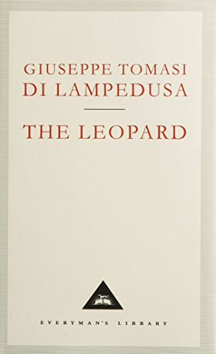 Leopard (Everyman's Library) (1857150236) by Giuseppe Tomasi Di Lampedusa